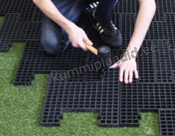restpõranda ühendamine