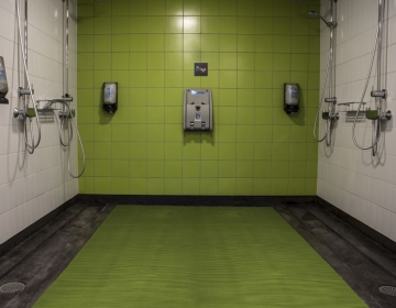 Pesuruumi põrandamatt kate 3