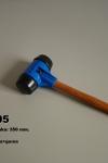 MBM05 Kummihaamer 3,2 kg