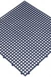 Pesuruumimatt pehme Sinine 0,9 m2