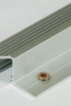 Alumiinium servaliist ramp ( NB! meetri hind)